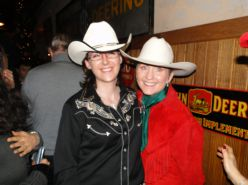 Joni Harms & Séverine - Billy Bobs 08 Dec 2011